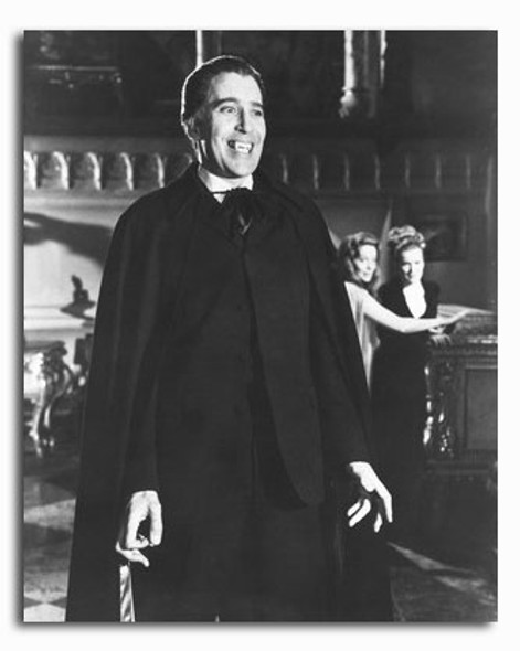 (SS2305836) Christopher Lee  Dracula A.D. 1972 Television Photo