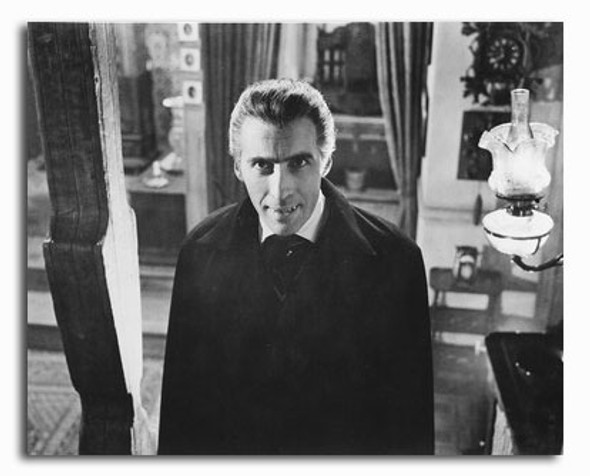 (SS2305875) Christopher Lee  Dracula A.D. 1972 Television Photo