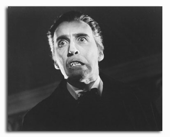 (SS2305888) Christopher Lee  Dracula A.D. 1972 Television Photo