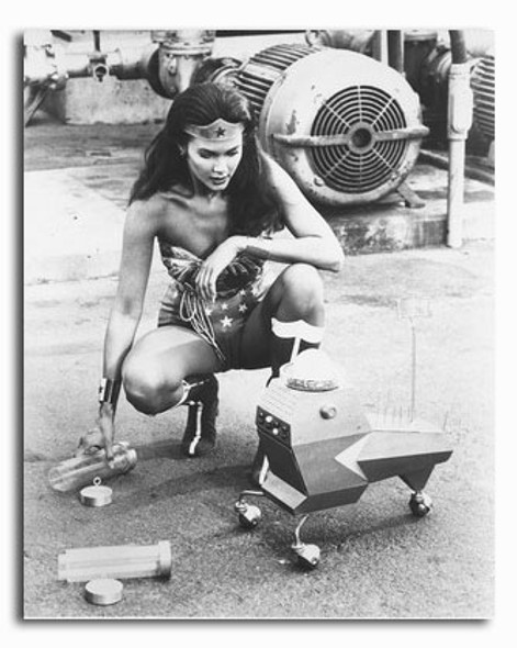 (SS2306798) Lynda Carter  Wonder Woman Television Photo