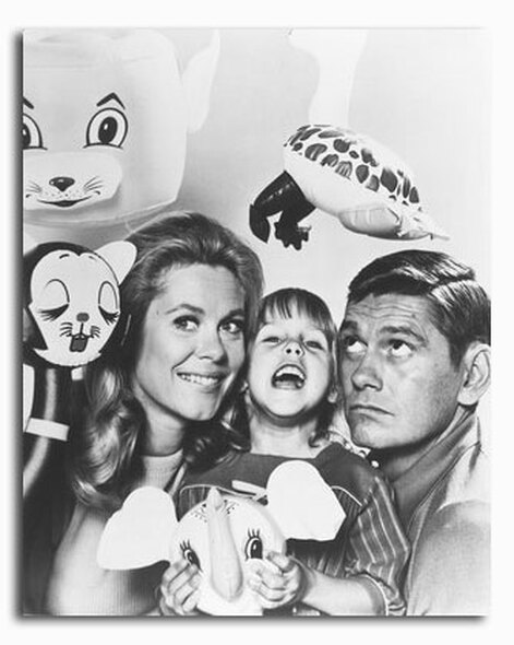 (SS2310165) Cast   Bewitched Television Photo
