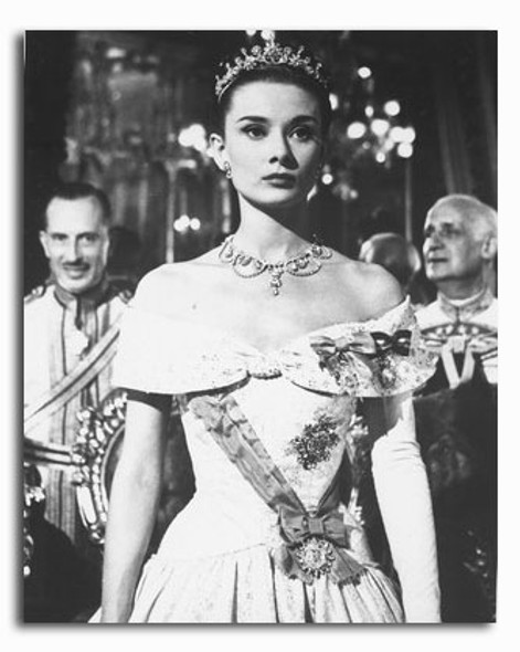 (SS2311569) Audrey Hepburn  Roman Holiday Movie Photo