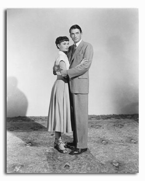 (SS2311647) Cast   Roman Holiday Television Photo