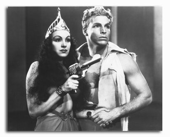 (SS2312531) Buster Crabbe  Flash Gordon Television Photo