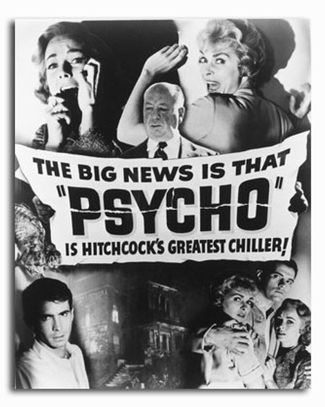(SS2312934) Cast   Psycho Movie Photo