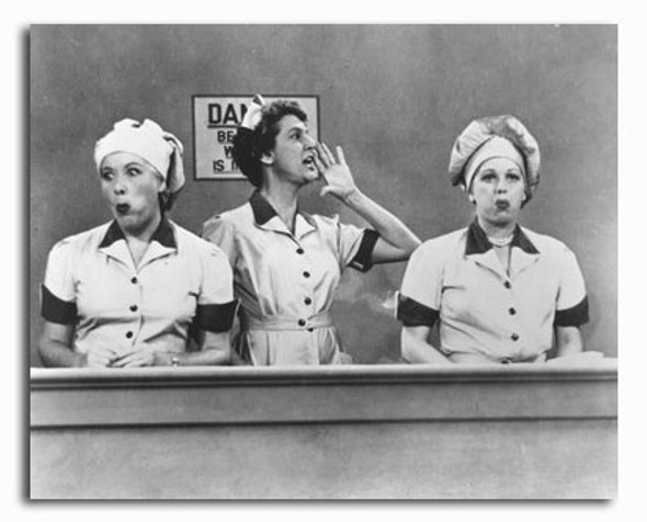 (SS2315365) Cast   I Love Lucy Television Photo