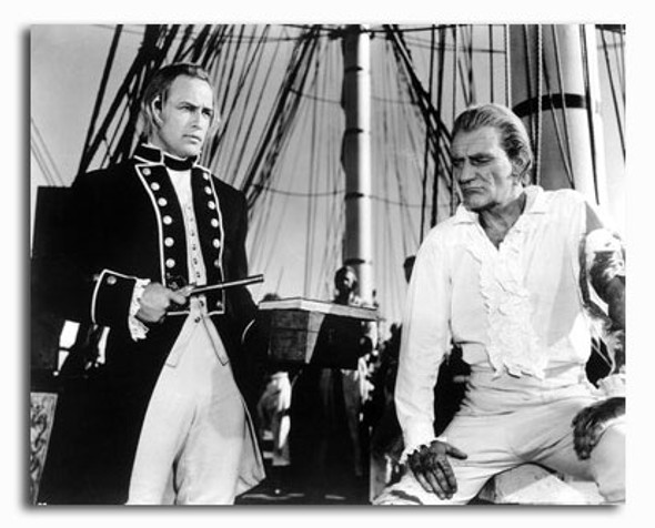 (SS2320474) Cast   Mutiny on the Bounty Movie Photo