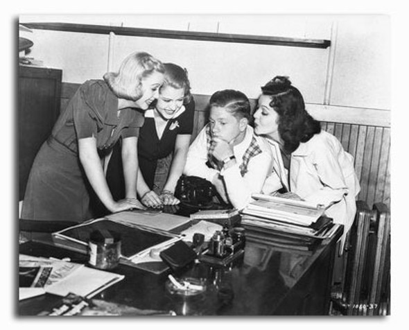 (SS2322775) Cast   Love Finds Andy Hardy Movie Photo