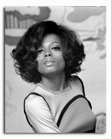 (SS2324712) Diana Ross Music Photo