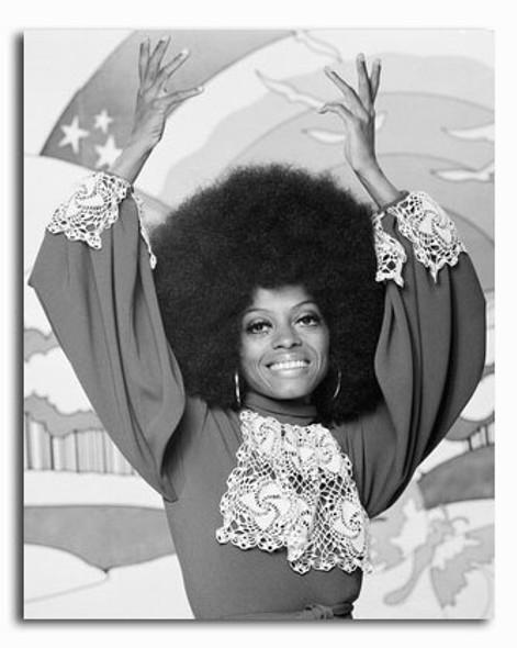 (SS2324725) Diana Ross Music Photo