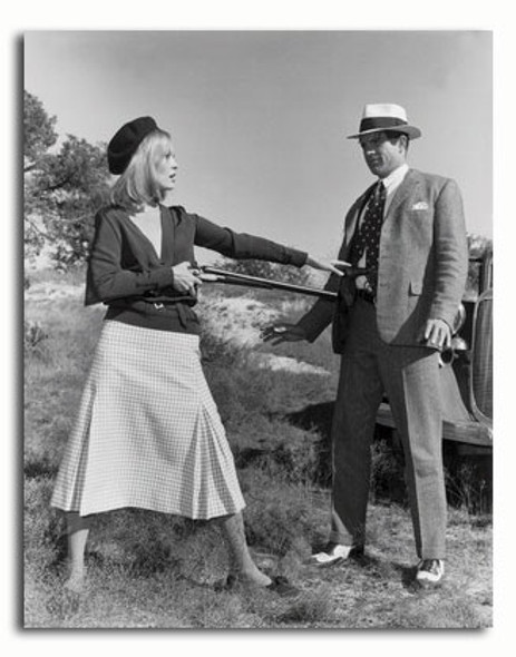 (SS2327819) Cast   Bonnie and Clyde Movie Photo