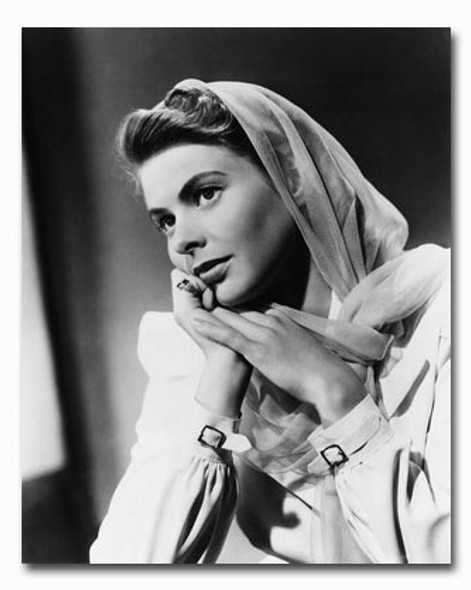 (SS2328001) Ingrid Bergman  Casablanca Movie Photo