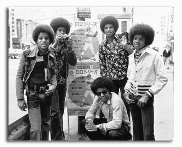 (SS2329158) The Jackson Five Music Photo