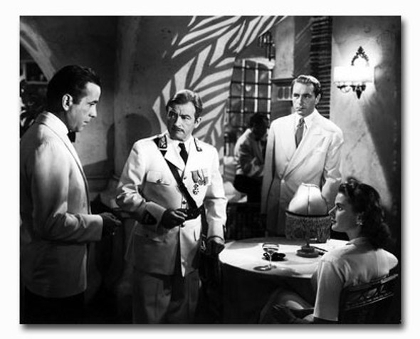 (SS2330302) Cast   Casablanca Movie Photo