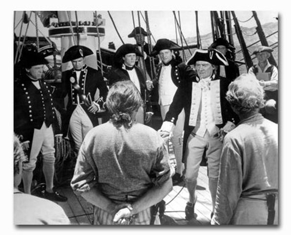 (SS2331277) Trevor Howard  Mutiny on the Bounty Movie Photo