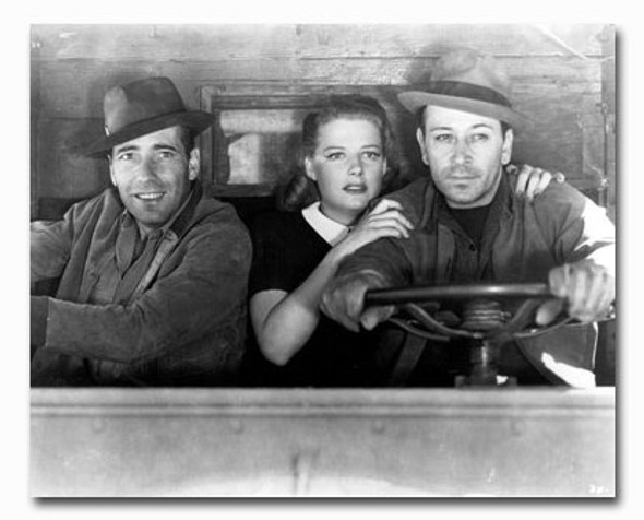 (SS2331693)  They Drive by Night Movie Photo