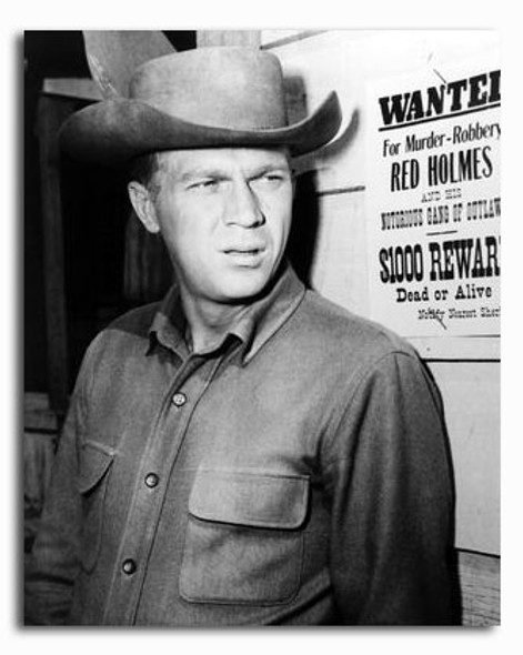 (SS2338154) Steve McQueen  Wanted: Dead or Alive Movie Photo
