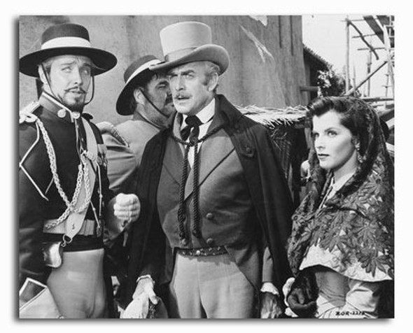 (SS2339740) Cast   The Sign of Zorro Movie Photo