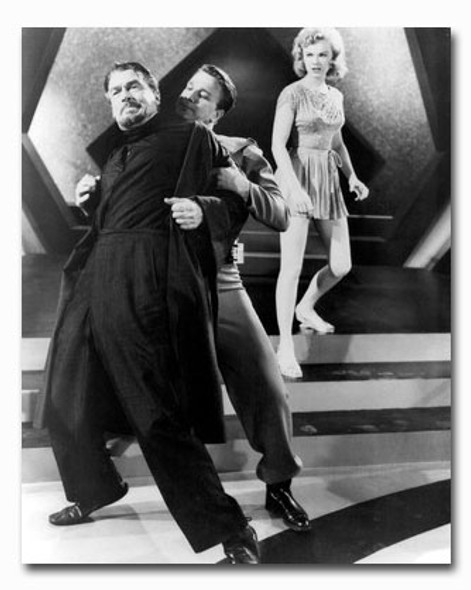 (SS2340195) Cast   Forbidden Planet Television Photo