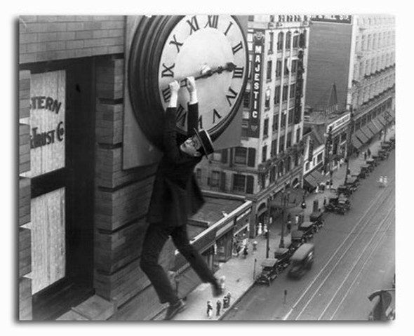 (SS2418130) Harold Lloyd Movie Photo