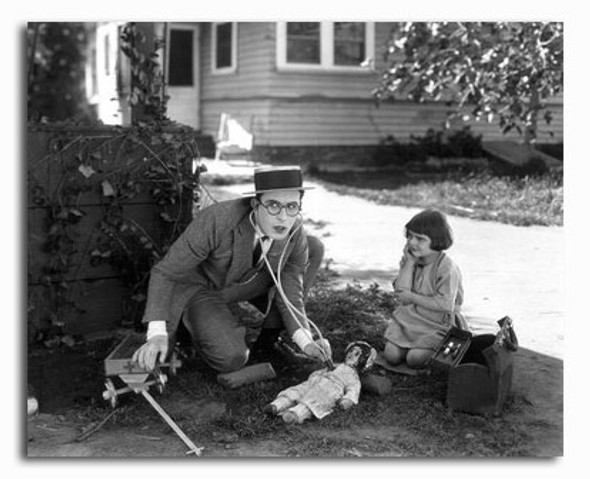 (SS2418169) Harold Lloyd Movie Photo