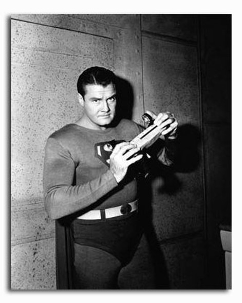 (SS2418221) George Reeves  Adventures of Superman Movie Photo