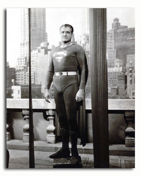 (SS2418234) George Reeves Movie Photo