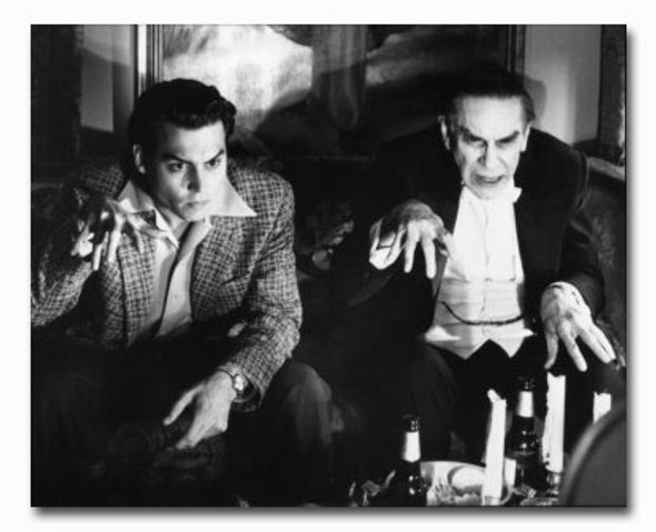 (SS2418325) Cast   Ed Wood Movie Photo