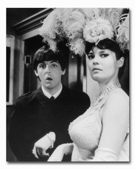 (SS2418364) Paul McCartney  A Hard Day's Night Movie Photo