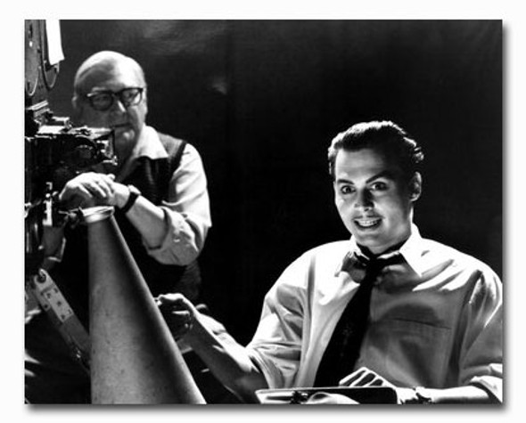 (SS2418715) Johnny Depp  Ed Wood Movie Photo