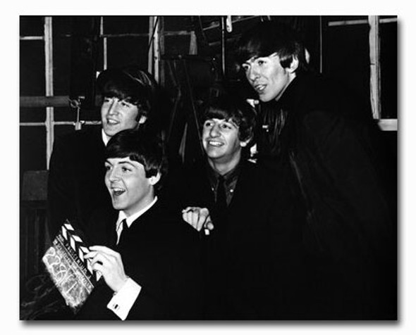 (SS2418832) Cast   A Hard Day's Night Movie Photo