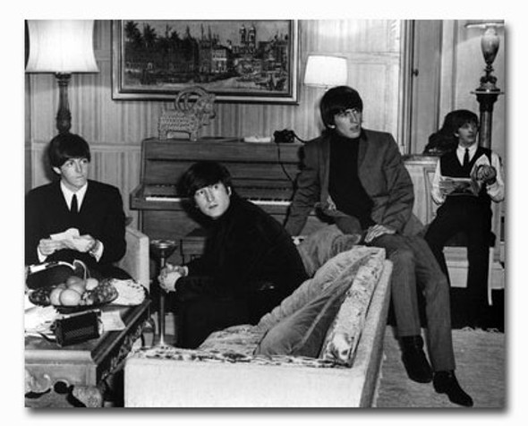 (SS2418858) Cast   A Hard Day's Night Movie Photo