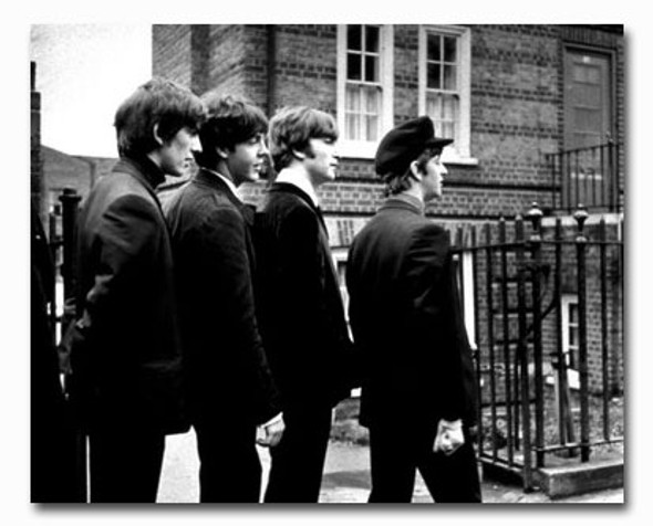 (SS2418897) Cast   A Hard Day's Night Movie Photo