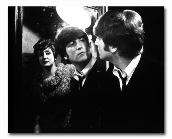 (SS2418936) John Lennon  A Hard Day's Night Movie Photo
