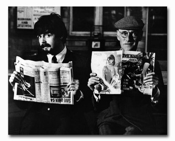 (SS2419014) Cast   A Hard Day's Night Movie Photo