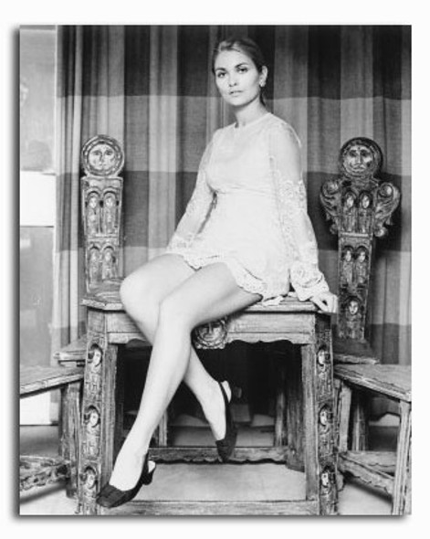 (SS2420509) Alexandra Bastedo  The Champions Movie Photo