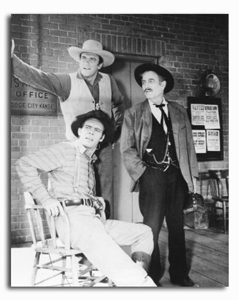 (SS2420834) Cast   Gunsmoke Television Photo