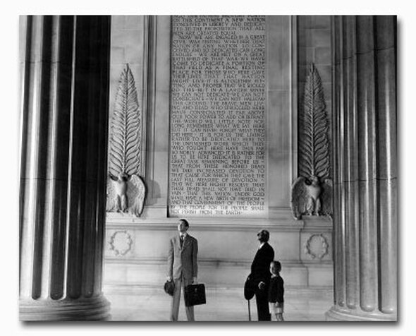 (SS2422875) James Stewart  Mr. Smith Goes to Washington Movie Photo