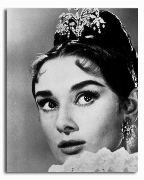 (SS2423928) Audrey Hepburn  Roman Holiday Movie Photo