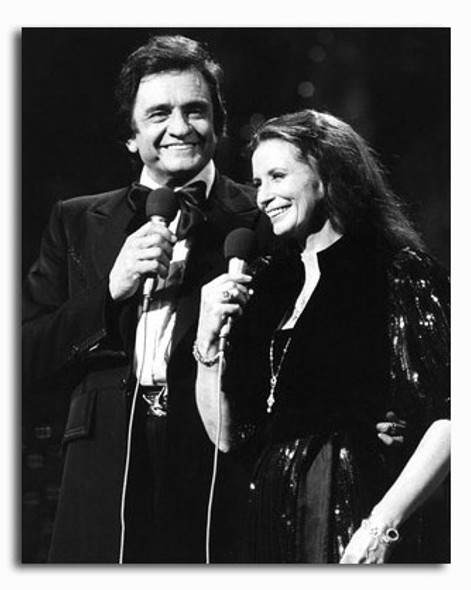 (SS2424214) Johnny Cash Music Photo
