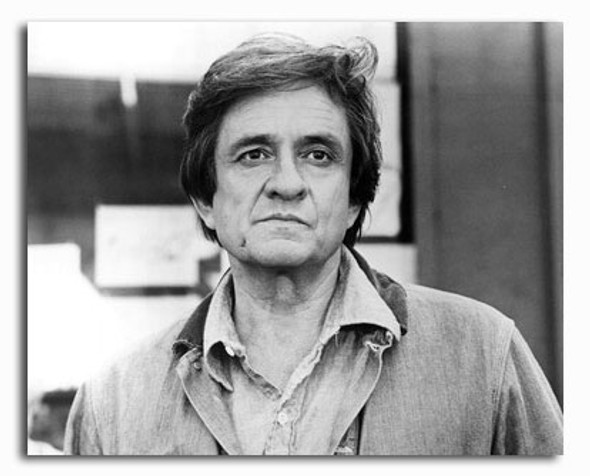 (SS2424240) Johnny Cash Music Photo