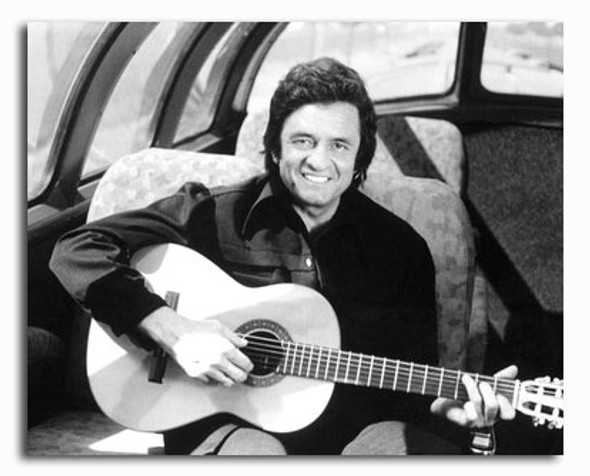 (SS2424266) Johnny Cash Music Photo