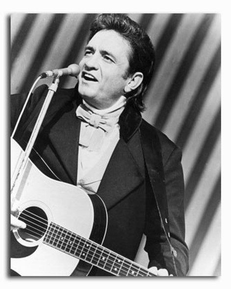 (SS2424279) Johnny Cash Music Photo