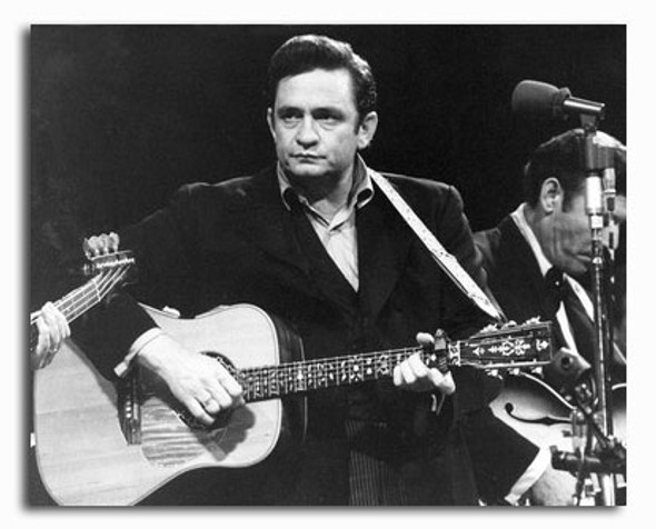 (SS2424292) Johnny Cash Music Photo