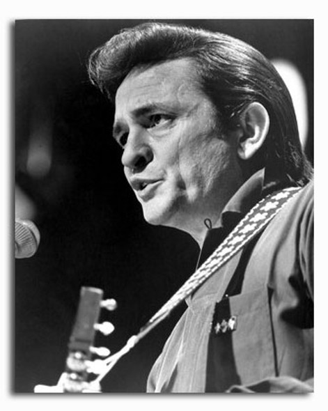 (SS2424305) Johnny Cash Music Photo