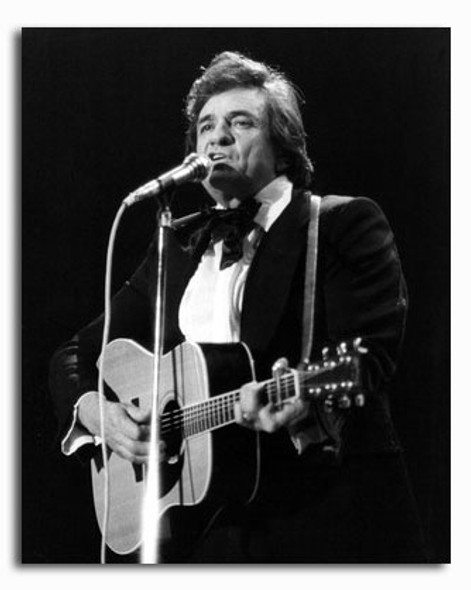 (SS2424318) Johnny Cash Music Photo