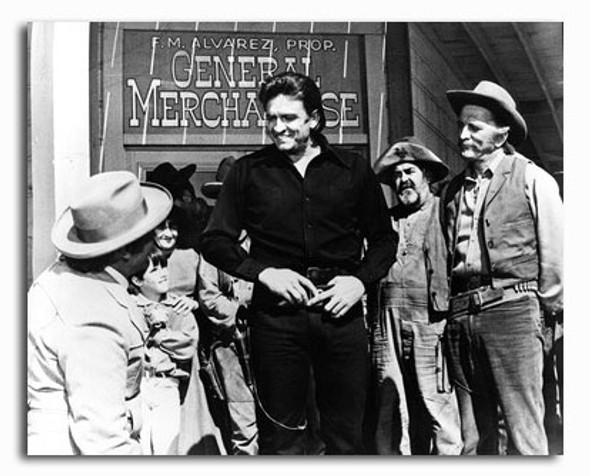 (SS2424344) Johnny Cash Music Photo