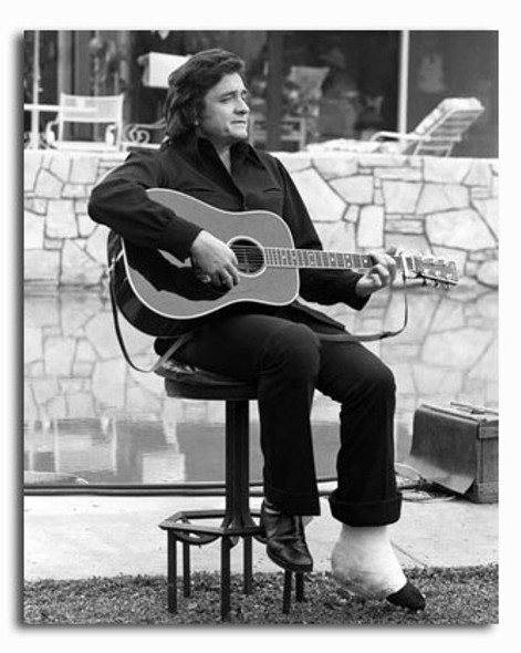 (SS2424500) Johnny Cash Music Photo