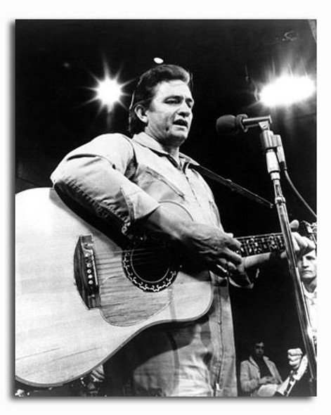 (SS2424513) Johnny Cash Music Photo