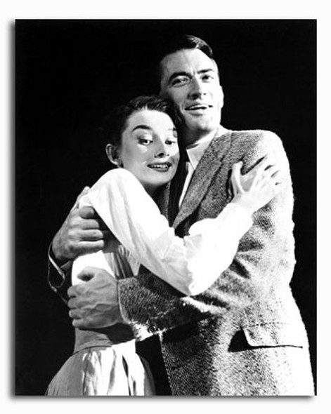 (SS2424604) Cast   Roman Holiday Television Photo